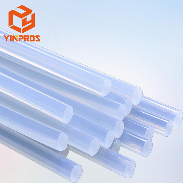 11mm 11.2mm Clear Translucent Hot Melt Glue Stick for Glue Gun