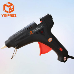 Manufacturer Industrial Black Color Electrical Tools Hot Melt Glue Gun with Swith SI-309