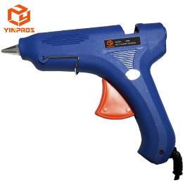 Professional Hot Sale Professional Hot Melt Glue Gun With Indicator Light for shoes repair plastic sealing SI-201