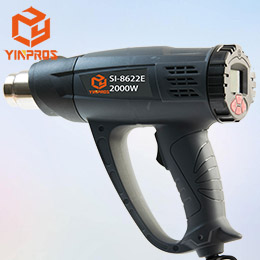 Temperature Adjustable LCD Digital Display Hot Air Gun Heat Gun 2000W SI-8622E