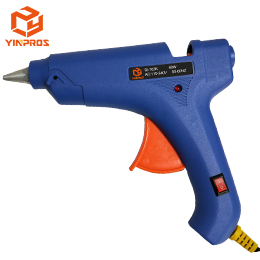 Best Selling Professional Power Tool High Tech PTC Element Black Color 100W Hot Melt Glue Gun SI-103K