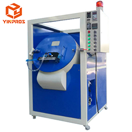 Good Price  Automatic Spray Epoxy Paint Coating Machine Zinc ABS Plastic Material Metal Spray Barrel Painting Machine