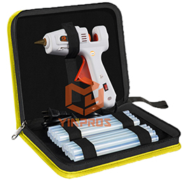 Power Tools Set Waterproof Zipper Bag Tool Kit Hot Melt Glue Gun And Glue Stick